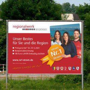 regionalwerk bodensee – Produkte und Kampagnen