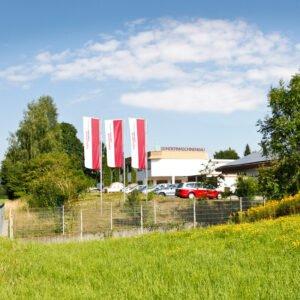 regionalwerk bodensee – Fahrzeuge und Gebäude