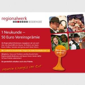regionalwerk bodensee – Engagement und Sponsoring