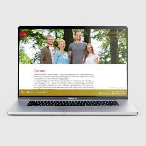 Ambulantes Pflegezentrum Oberschwaben – Website Team