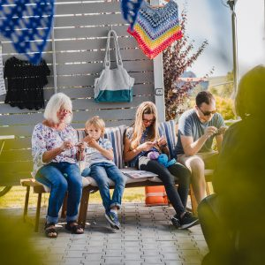 Impressionen vom Ersten Schlierer Bänklefest 2019