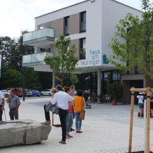 Haus am Teuringer Vorplatz
