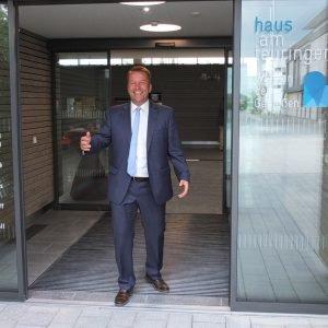 Bürgermeister Ralf Meßmer