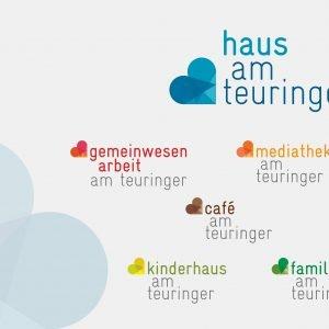 Haus am Teuringer – Logofamilie und Namenskonzept für sämtliche im Haus befindlichen Einrichtungen