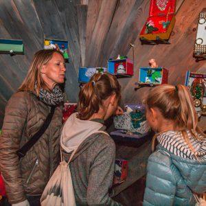 Impressionen der Seelenvogel-Ausstellung
