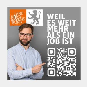 Recruiting Landkreis Ravensburg – Anzeige Professionals