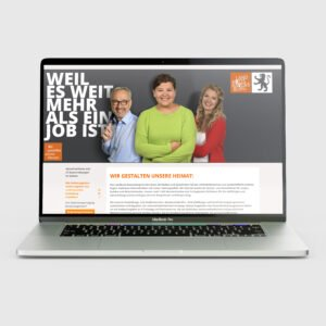 Recruiting Landkreis Ravensburg – Website Professionals