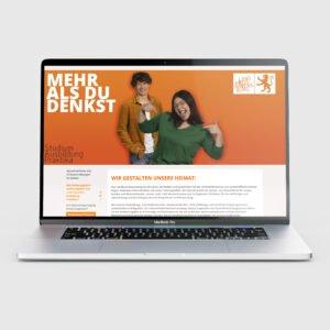 Recruiting Landkreis Ravensburg – Website Auszubildende