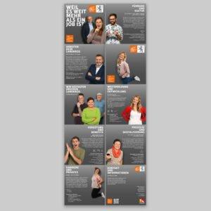 Recruiting Landkreis Ravensburg – Faltblatt Professionals