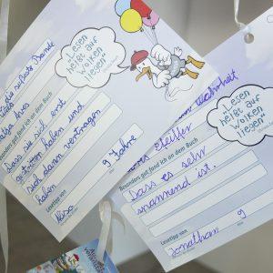Unbedingt lesen: Lesetipps unserer Nachwuchsleser aus  der 4. Klasse der Grundschule Fischbach