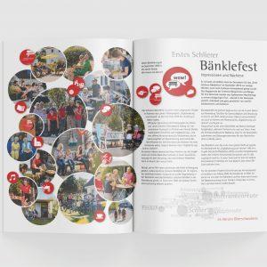 Gemeinde Schlier, Auszug aus dem Gemeindeblatt
