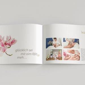 Imagebroschüre Bereich: Kosmetik