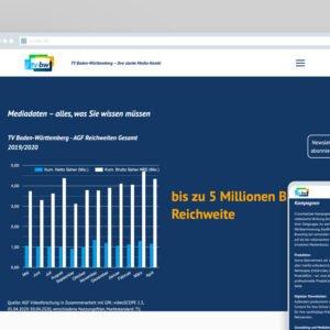 tv.bw Website