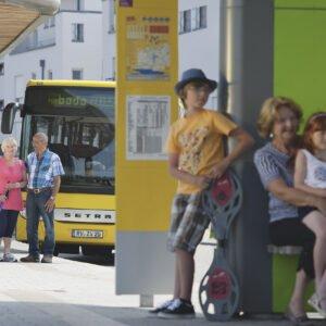 bodo – Einheitliche Gestaltung von Bussen und Haltestellen