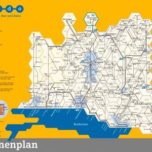 Der Zonenplan von bodo