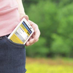 Kampagne zur Einführung der bodo-eCard