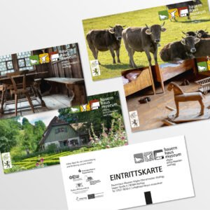 Bauernhaus-Museum Wolfegg – Eintrittskarten