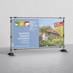Bauernhaus-Museum Wolfegg – Banner