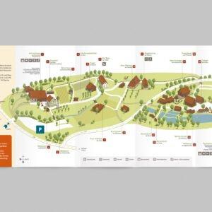 Bauernhaus-Museum Wolfegg – Museumsplan