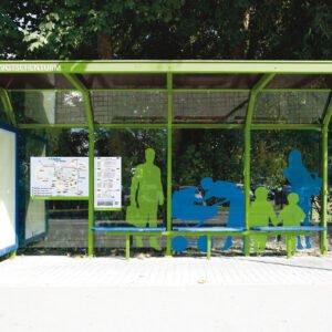 Citybus Bad Waldsee – Haltestellen