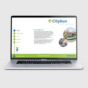 Citybus Bad Waldsee – Internetauftritt
