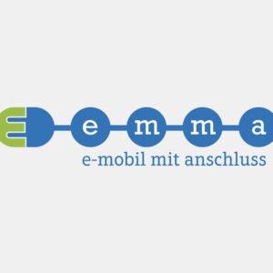 emma – Logo und Claim