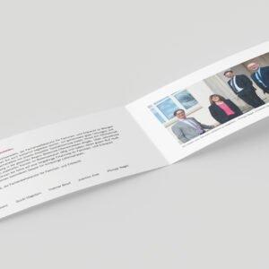 ferba – Unternehmens-Flyer
