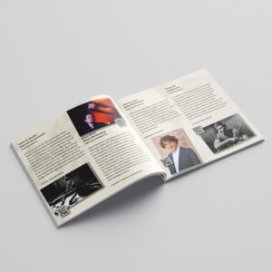 IBK Förderpreis Jazz 2015 –  Programmheft