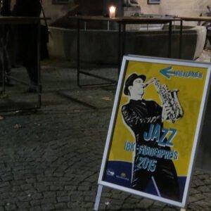 IBK Förderpreis Jazz 2015 – Eingang Jazzclub