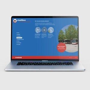 stadtbus – Website