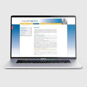 Energieagentur – Website