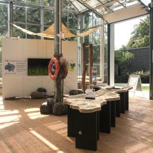 Die Ausstellung der IBK und des Interreg-Programms