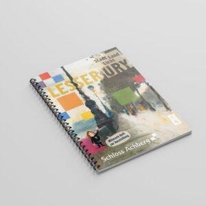 Museumspädagogisches Mitmach-Heft zur Ausstellung