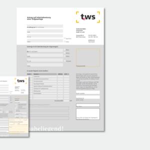 tws – Formulare und Verträge