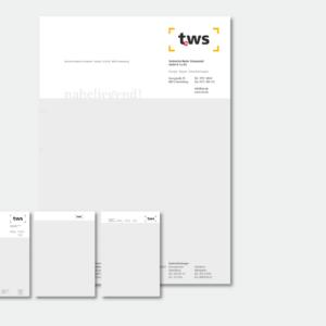 tws – Markenbild und Corporate Design