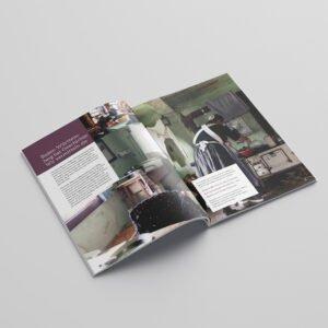 Sieben im Süden Broschüre Seiten 10, 11