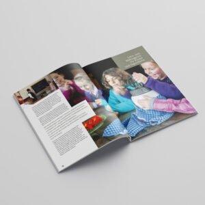 Sieben im Süden Broschüre Seiten 12, 13