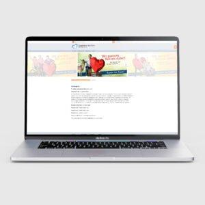 Sozialstationen Website Landingpage Freunde