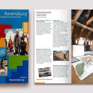 d-werk, Ravensburger Einkaufsführer 2020