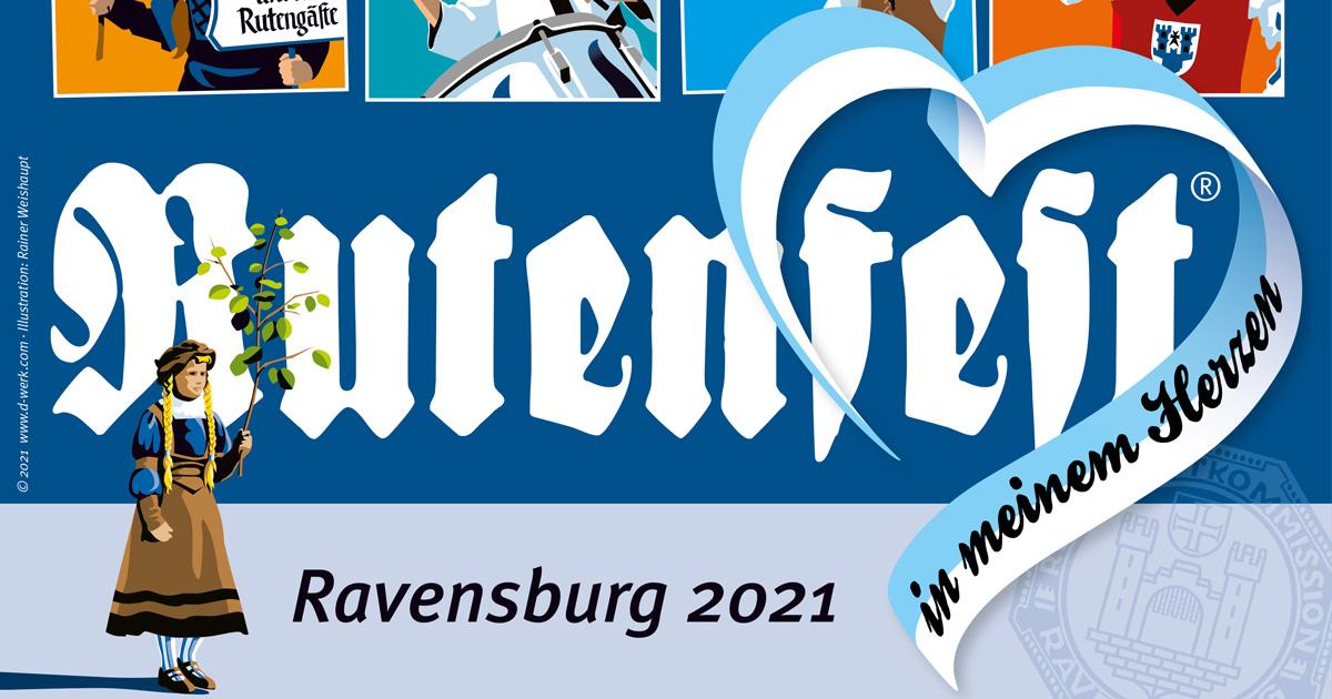 Rutenfestkommission schenkt Ravensburger Schülern Armbändchen