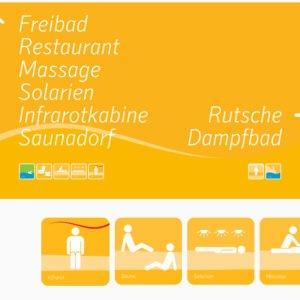 Stadtwerke Fürstenfeldbruck – Piktogramme und Signaletik
