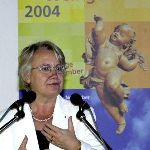 Ministerin Annette Schavan