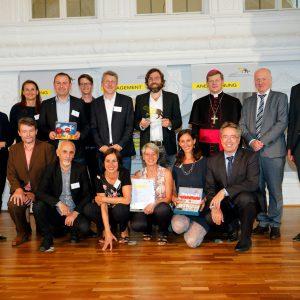 2018 wurde das Integrative Kunstprojekt Ravensburg mit dem Mittelstandspreis für soziale Verantwortung in Baden-Württemberg ausgezeichnet