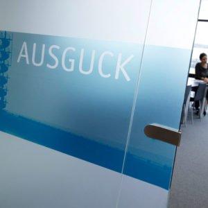 """Der """"Ausguck"""" – das besondere Lesezimmer im Medienhaus am See"""
