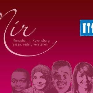 """Das Integrative Kochprojekt """"Mir – Menschen in Ravensburg"""" vom d-werk und dem Arbeitskreis Asyl Ravensburg-Weingarten"""