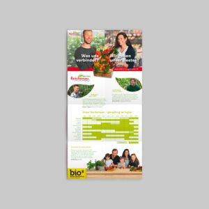 Das informative Kampagnen-Faltblatt für Endverbraucher/innen