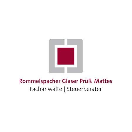 Rommelspacher Glaser Prüß Mattes