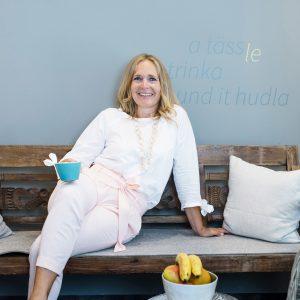 Inhaberin Tanja Schelkle, Foto: Rita Schmid