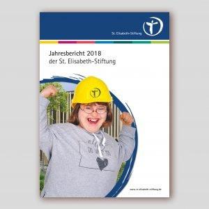 Geschäftsbericht 2018 der St. Elisabeth-Stiftung