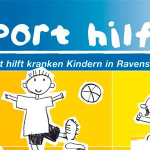 Sport hilft kranken Kindern in Ravensburg